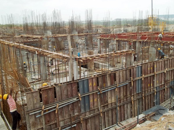 Shuttering Details For Wall : Movietowers telugu film producers mutually aided co